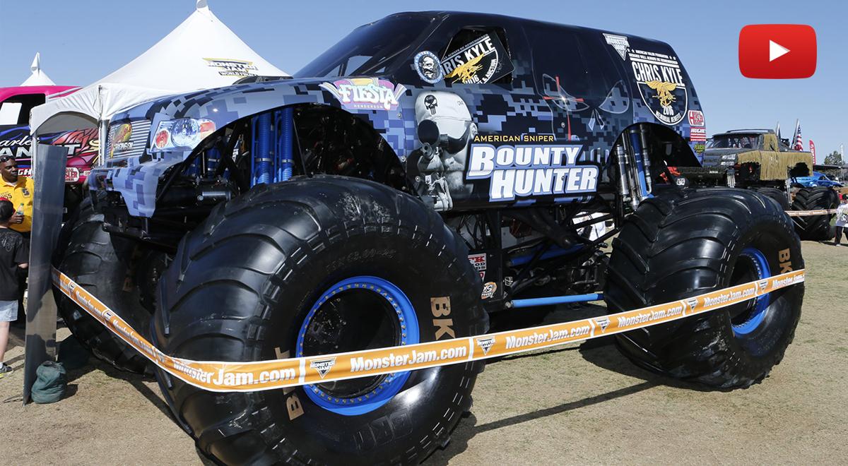 Monster trucks videos