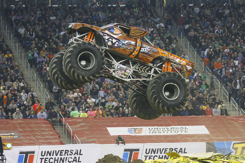 Brutus Monster Jam Truck