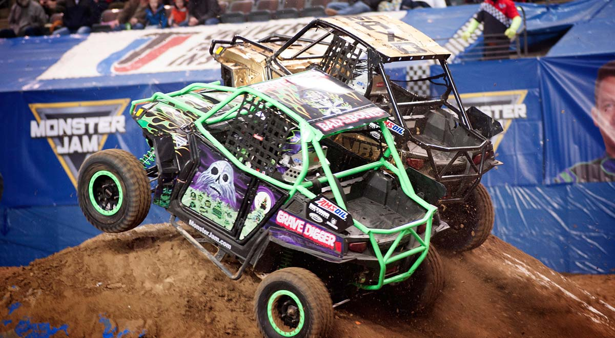 Monster Jam featuring the AMSOIL Series in Council Bluffs