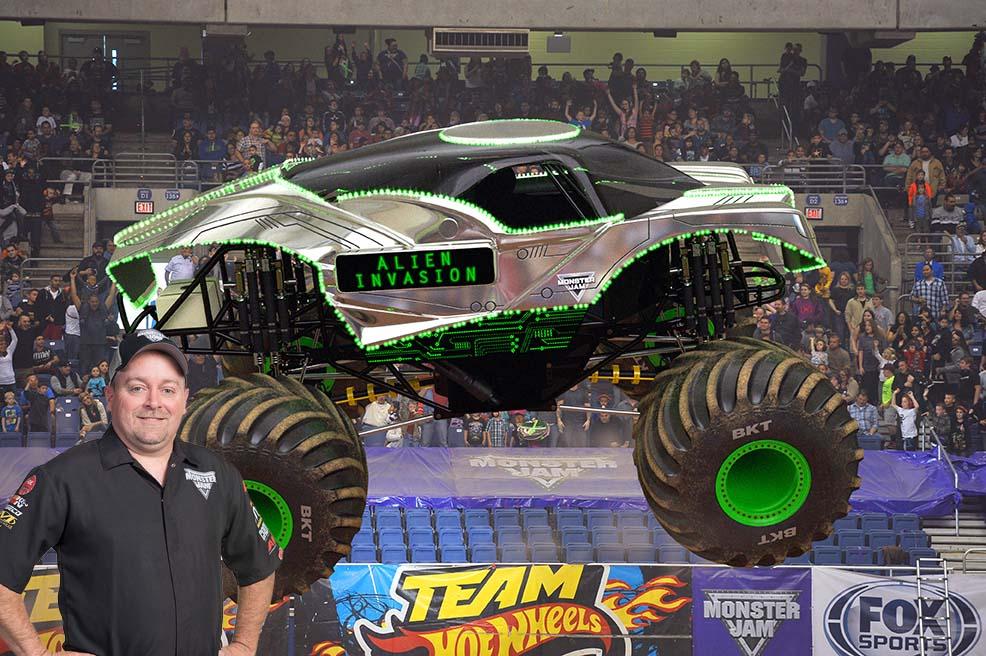 Chad Tingler, Alien Invasion