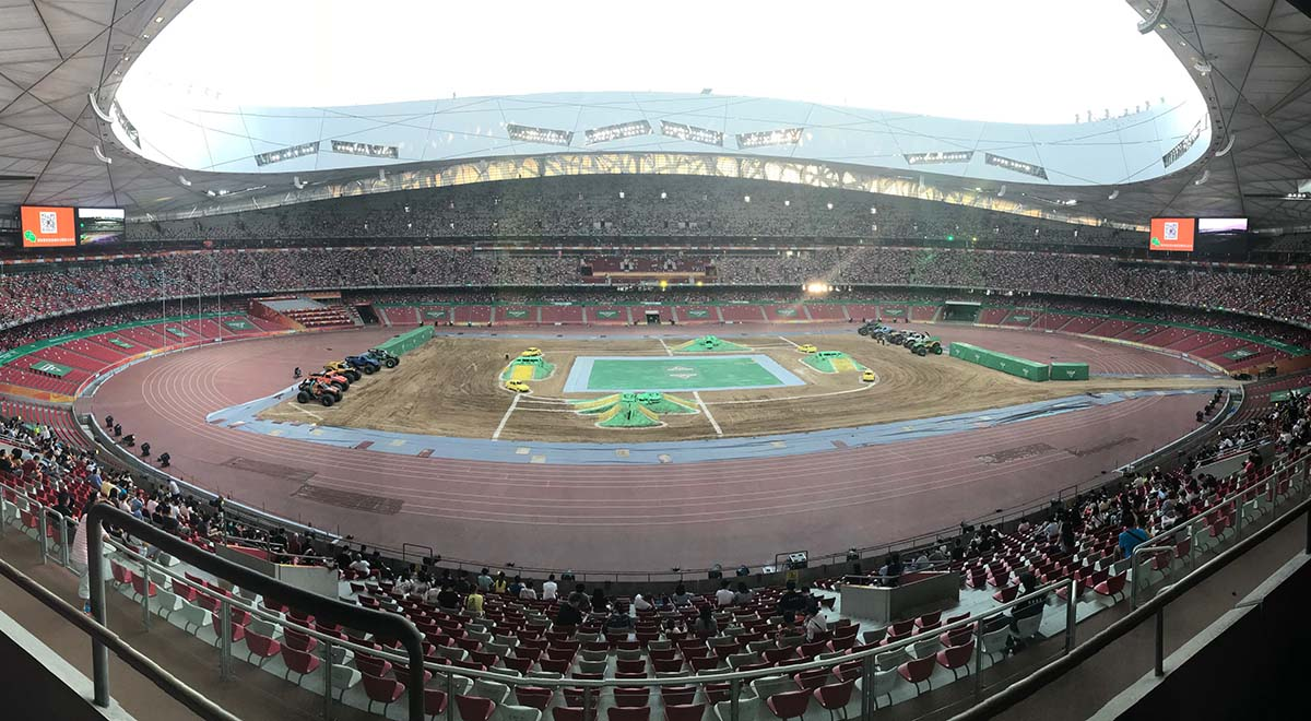 Beijing Monster Jam