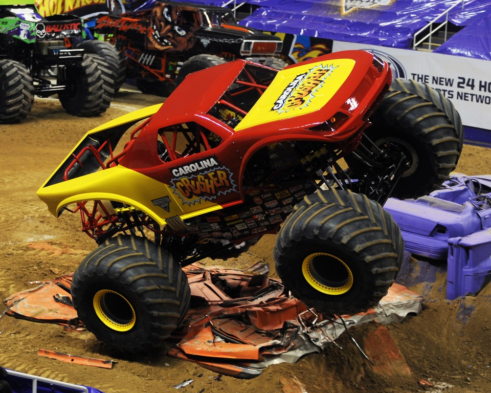 Toys For Trucks Greenville : Results page monster jam