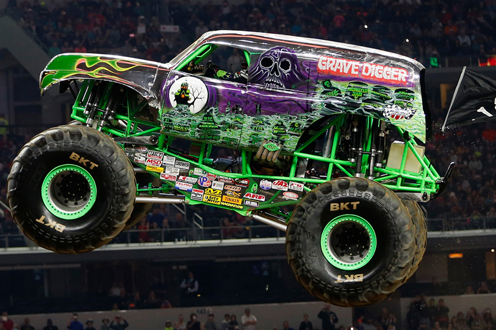 Monster Jam in Canada | Monster Jam