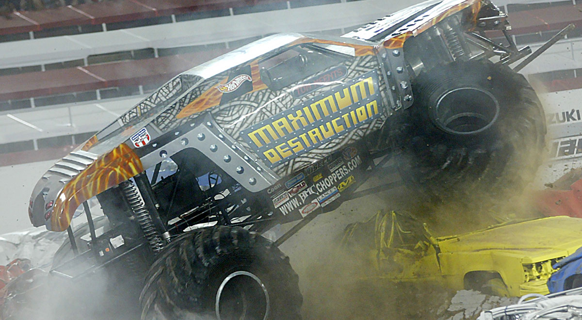 Monster Jam Hall Of Champions