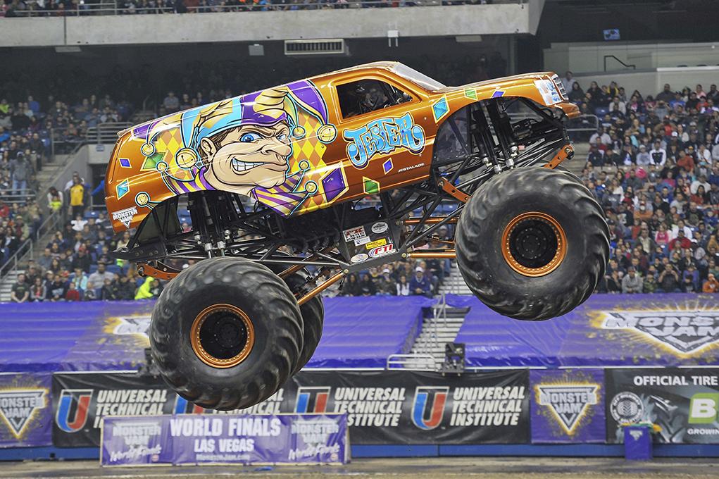 Monster Trucks For Sale >> Trucks | Monster Jam