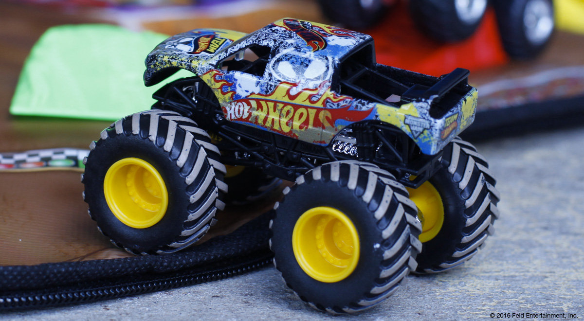 Monster Jam Weekly Promo