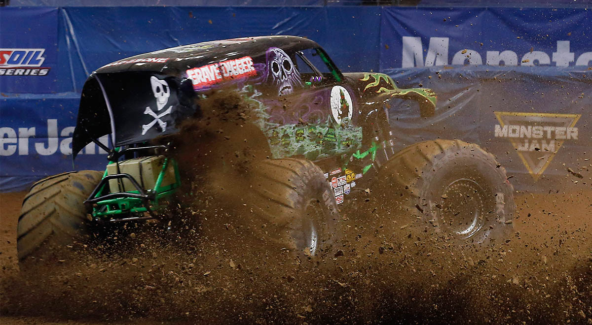 Monster Jam featuring the AMSOIL Series in Nashville