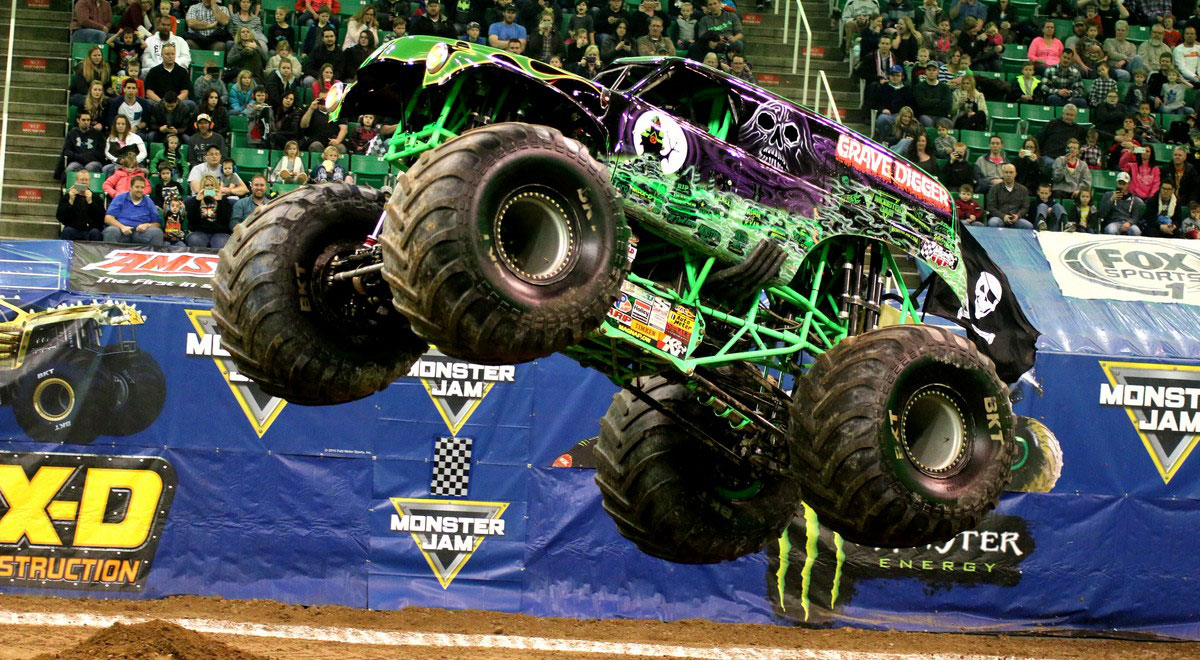 Monster Jam featuring the AMSOIL Series in Salt Lake City