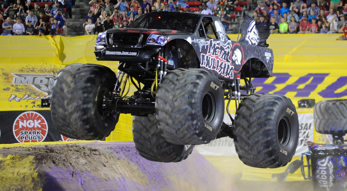 Monster Jam World Finals XVII On Sale Now!