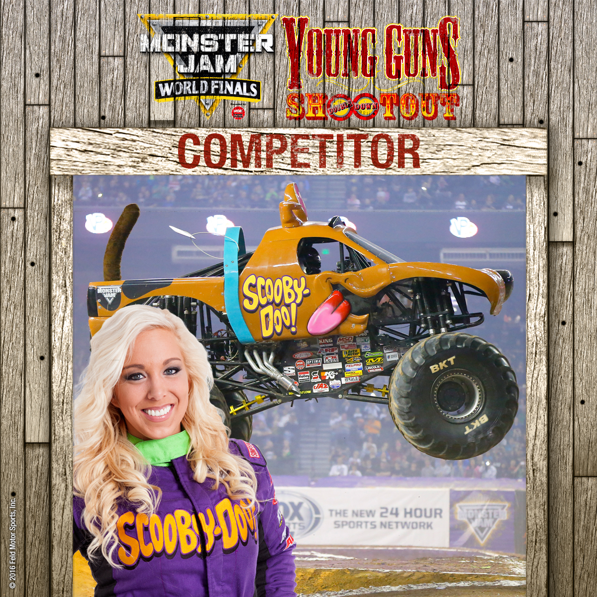 monster jam world finals xvii young guns shootout monster jam. Black Bedroom Furniture Sets. Home Design Ideas
