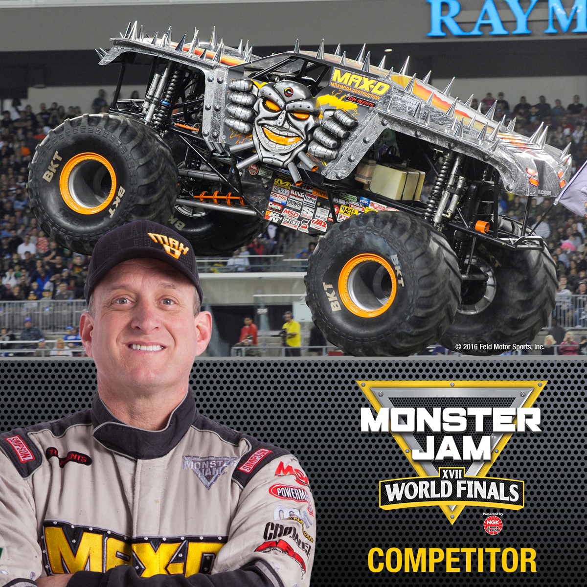Tom Meents Pictures and Photos |Tom Meents Monster Truck Driver