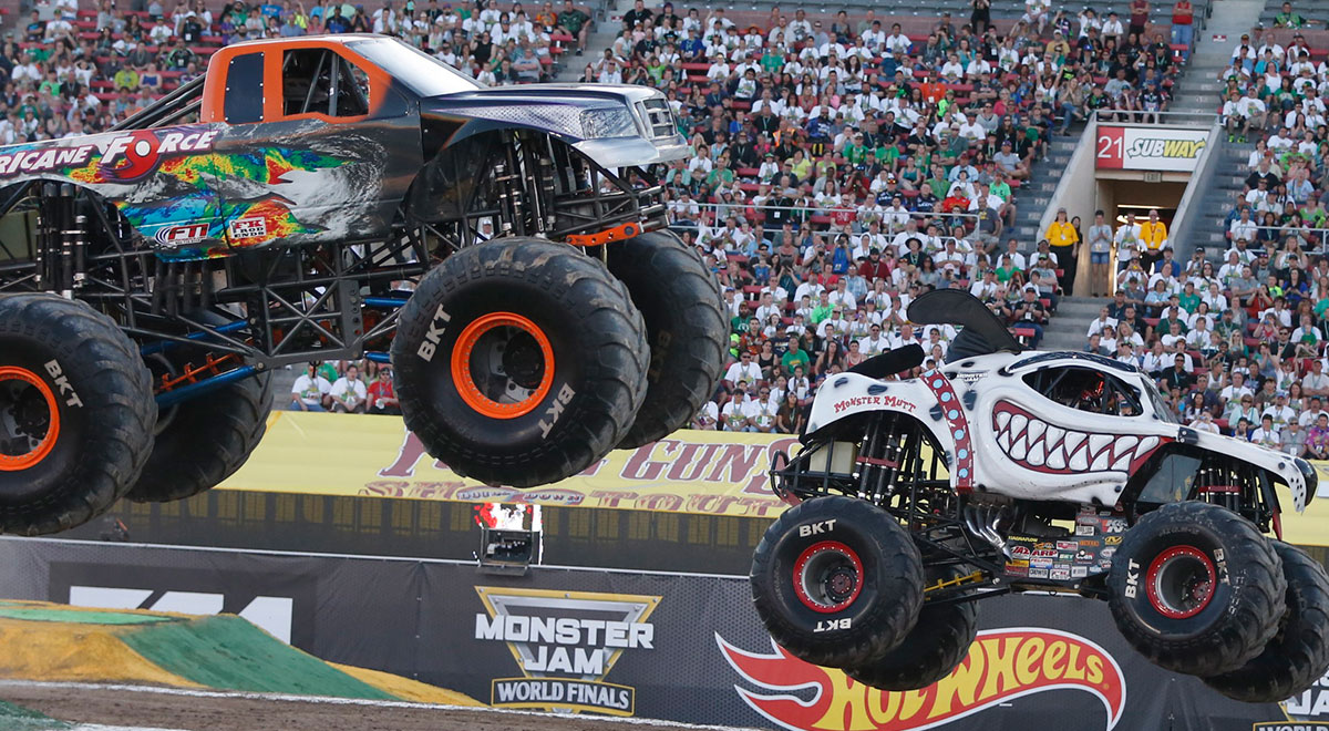 Monster Jam World Finals XVII: HQ Thumb