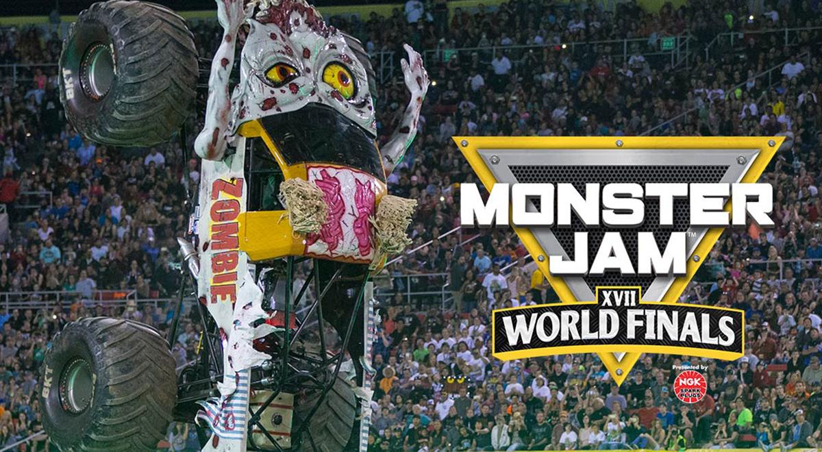 Monster Jam World Finals XVII