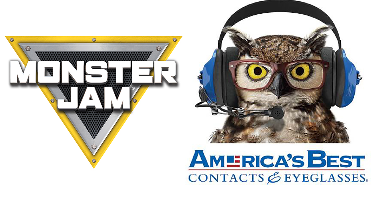 Monster jam for America s best contacts coupons