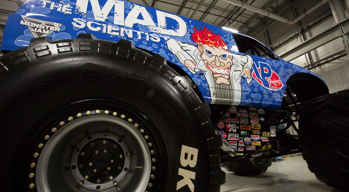 VP Racing Fuels' Mad Scientist
