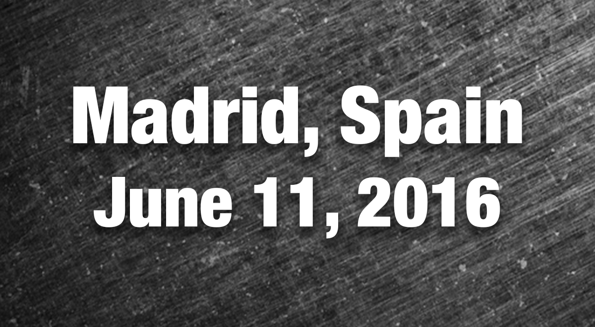 Madrid Spain Results