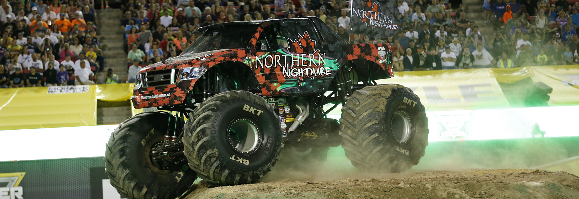 Monster Jam London