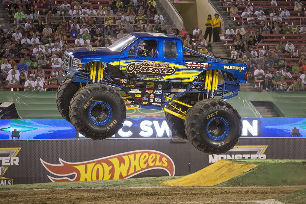 West Coast Auto Sales >> Obsessed | Monster Jam