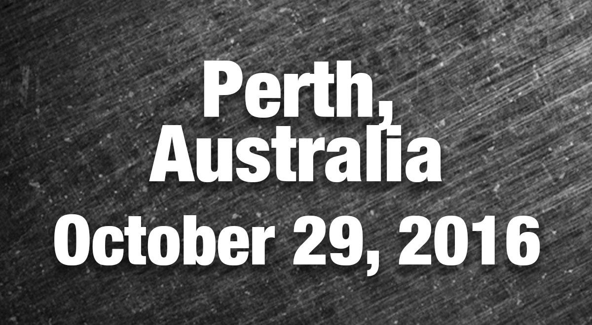 Perth Results