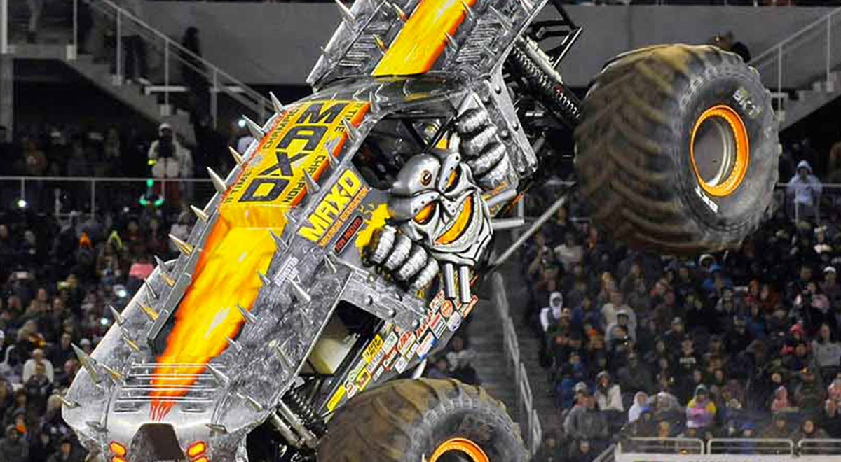 Monster Jam Points Standings