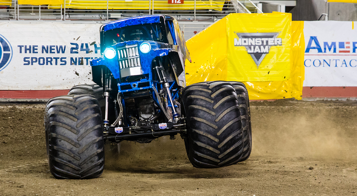 2018 Monster Jam® Tickets Now On Sale