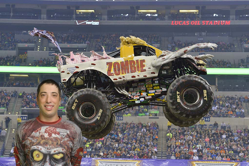 how to become a monster truck driver for monster jam