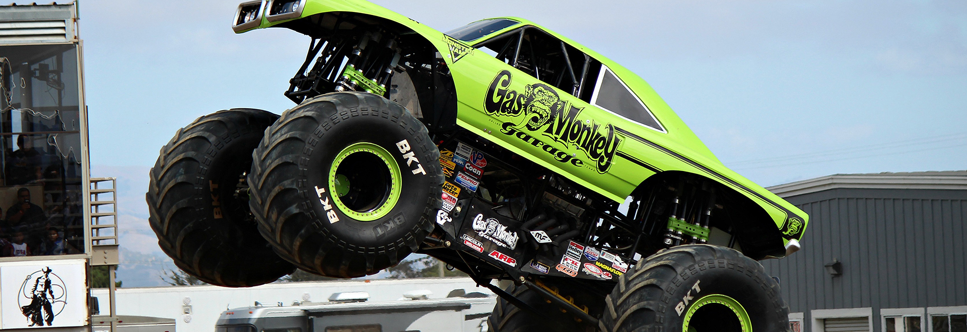 Gas Monkey Garage Team Wins